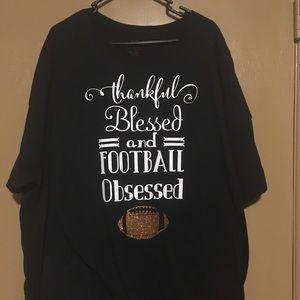 Tops - Football t-shirt